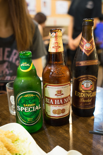 難得能聚在一起當然要啤啤佢