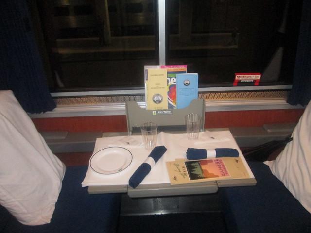 Amtrak Exhibit Train Superliner Roomette Flickr Photo Sharing