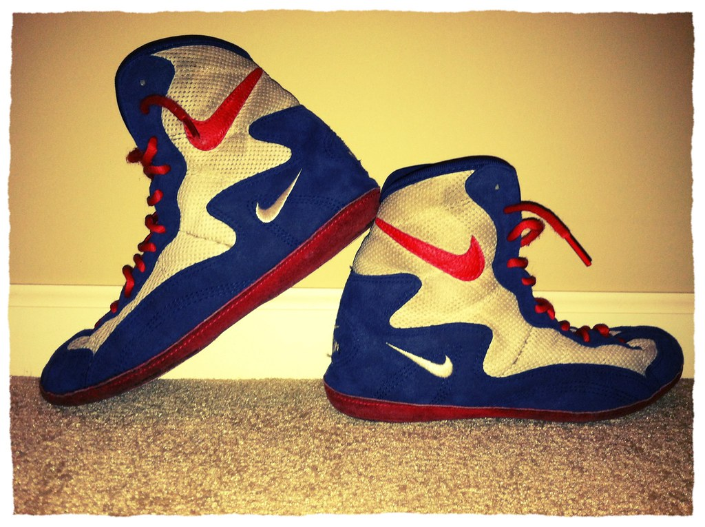 All Nike Wrestling Shoes