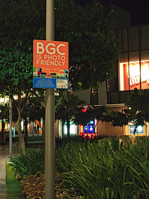 BGC Is Photo Friendly
