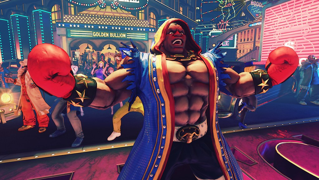 STREET FIGHTER V Major Update (Ver.1.04) out on July 1, Featuring Ibuki, General Story and Balrog!