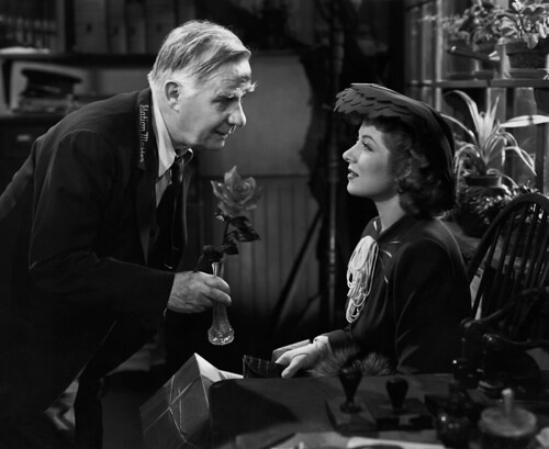 henry travers & greer garson - mrs. miniver 1942