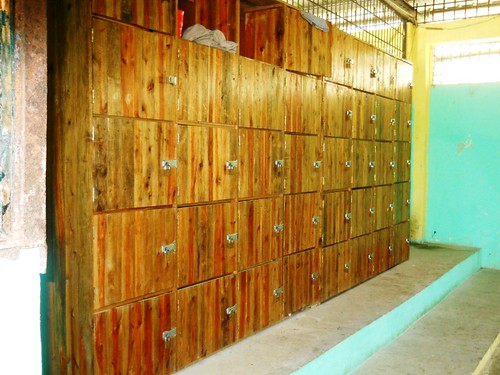 WW Product Inmate Locker Units, CJS 2012 | by UNDPBelize