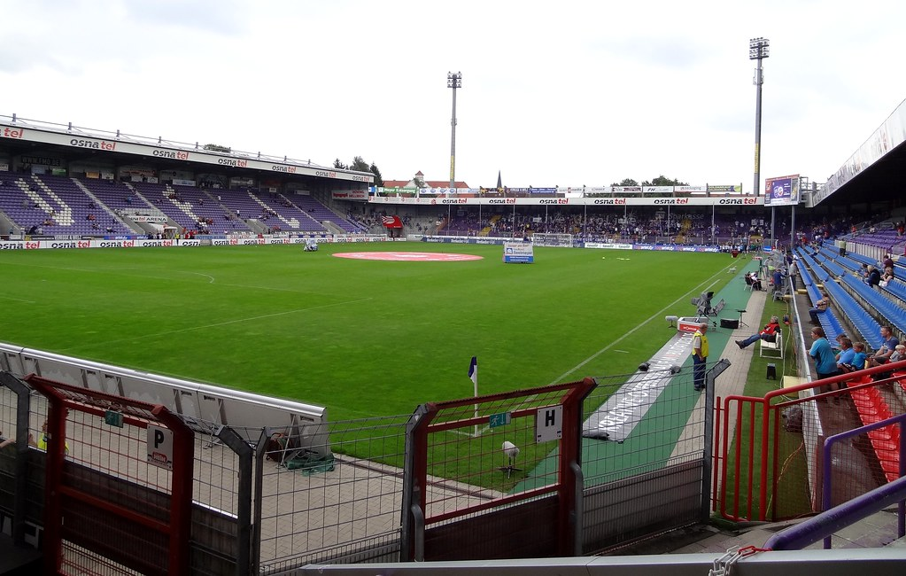Vfl Osnabrück Stadion Plan