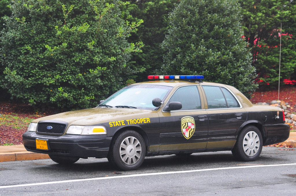 Tri State Ford >> Maryland State Police Ford Crown Victoria RMP | Triborough | Flickr