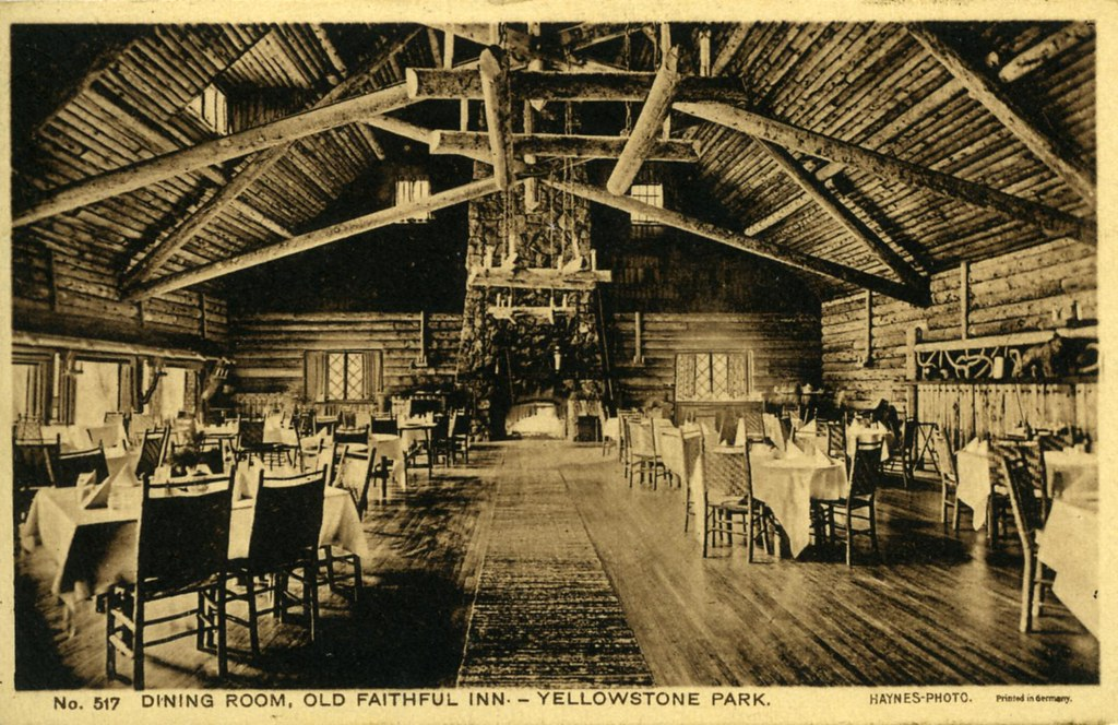 Old Faithful Inn Dining Room Yellowstone National Park Wy  : 11214841484c587f3f28bb from glebemines.com size 1024 x 664 jpeg 529kB