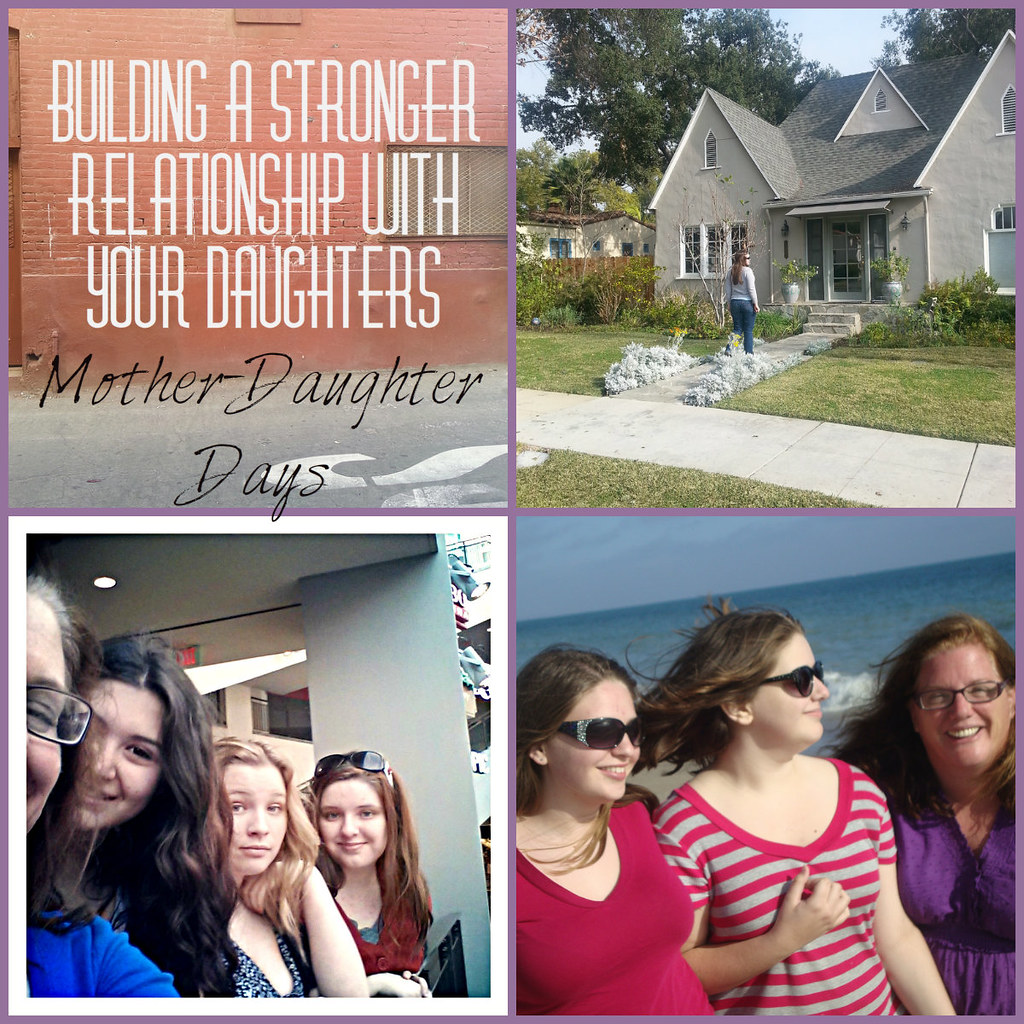 building relationship with daughters | Blog images | Julie ...