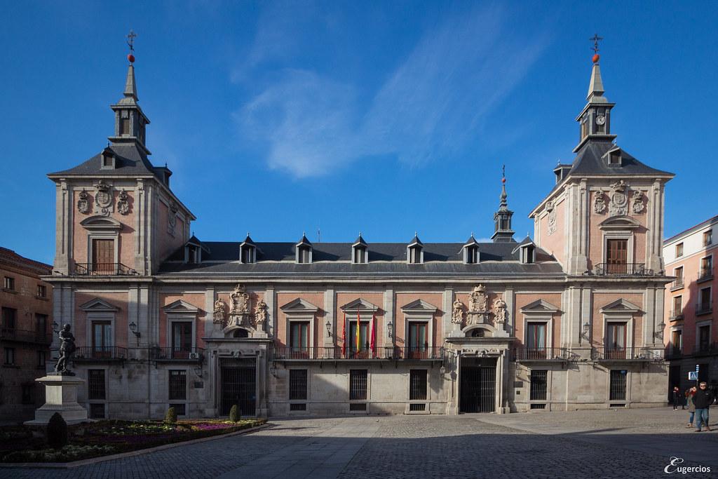 Casa de la villa antiguo ayuntamiento de madrid casa - Casa de labranza madrid ...