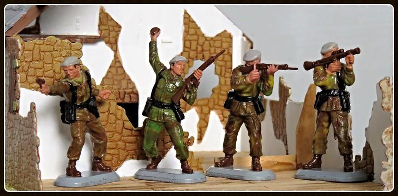 Toy soldiers, cowboys, indians, space men etc 27255954241_4b546b2557_c