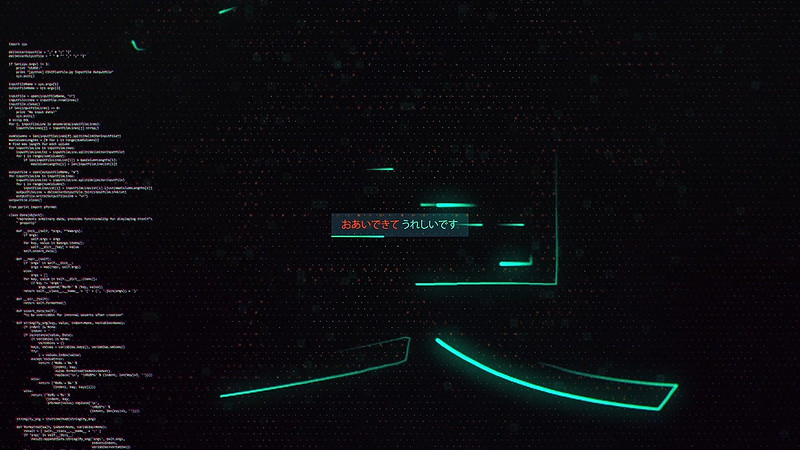 Videohive Cyberpunk Glitch Logo Reveal » free after effects