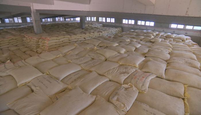 糧倉年年囤滿稻米。攝影:陳添寶。圖片來源:我們的島。