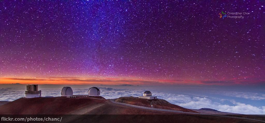 Mauna Kea Observatories, Hawaii | Mauna Kea's summit is ...