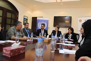 Helen Clark, UNDP Administrator, visits UAE - November 2013 | by UNDP in the Arab States