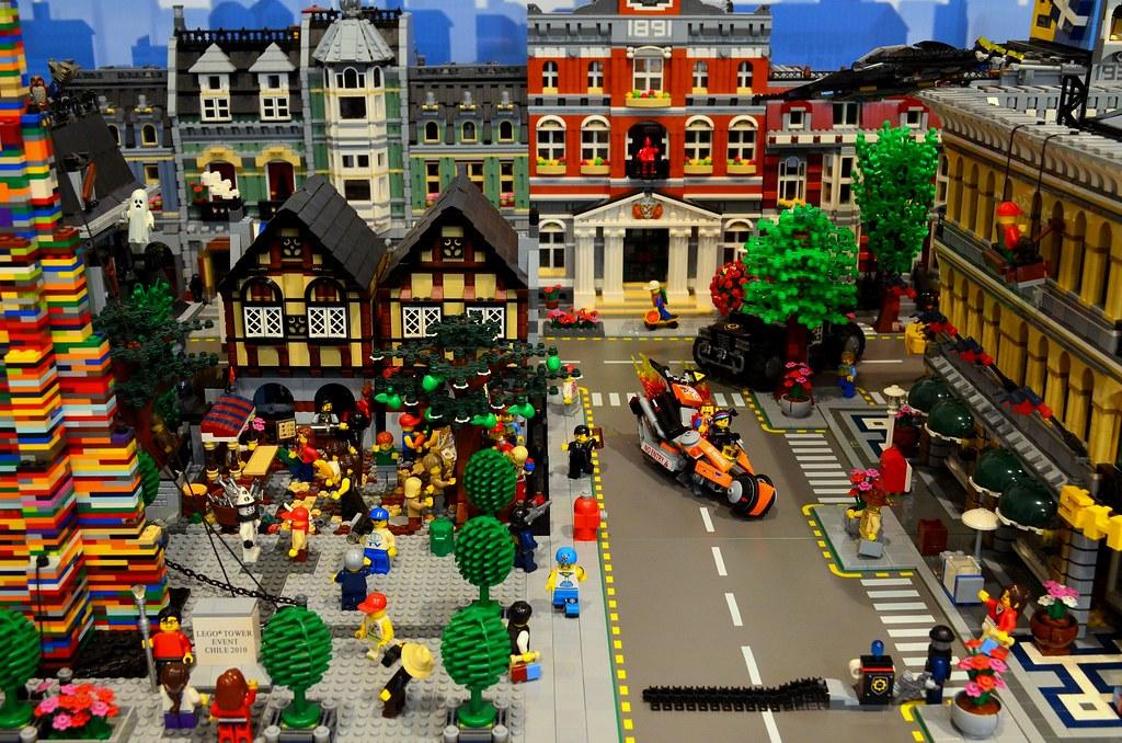 Lego City Youtube Movies The Hole 2010 Movie