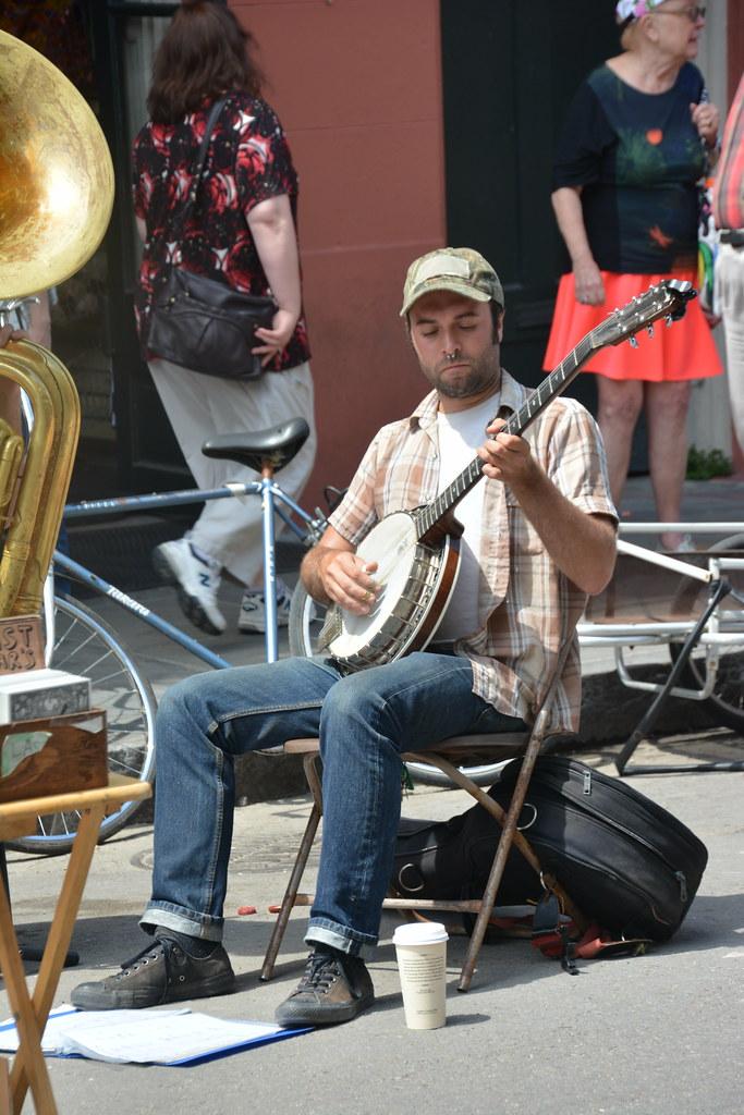 About >> Tuba Skinny: Jason Lawrence | Craig Flory on clarinet ...