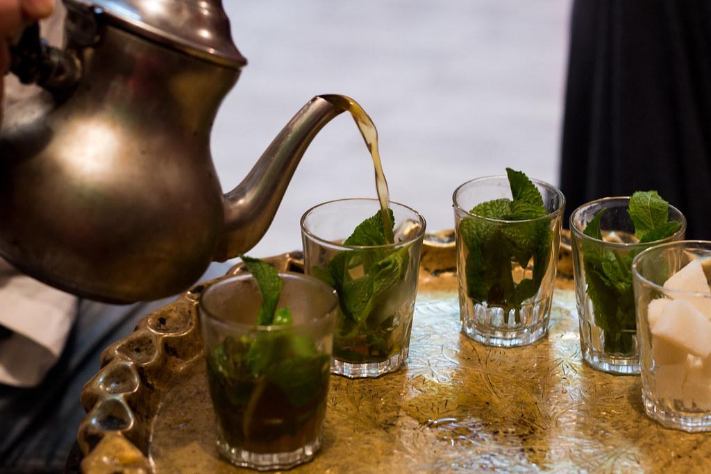 Как чай пьют в разных странах