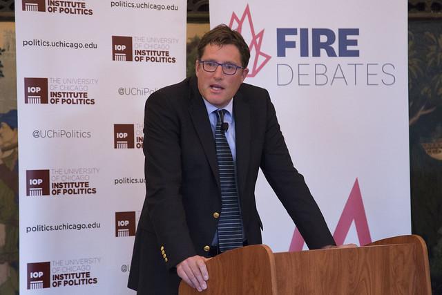 FIRE Debate - 5/3/16