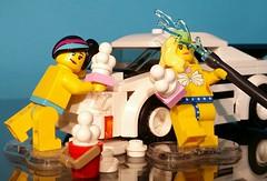 Bikini Car Wash by _primozm