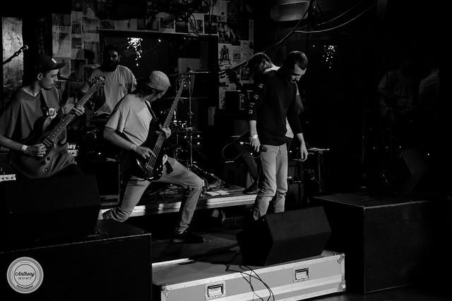Fernius @ The Bunker Club, Cardiff 02/06/2016