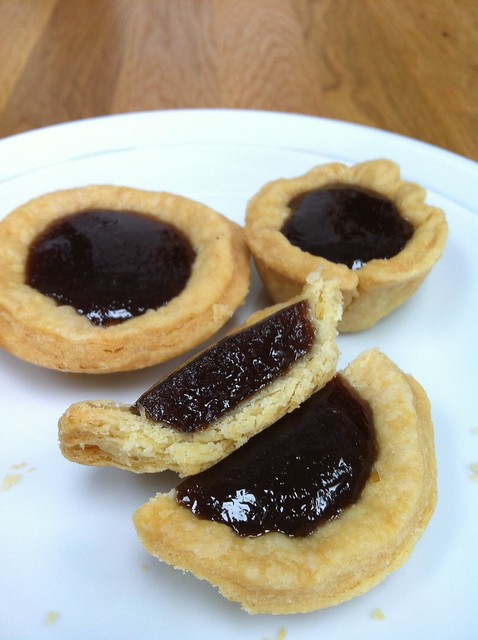 Greengage jam tarts | Flickr - Photo Sharing!