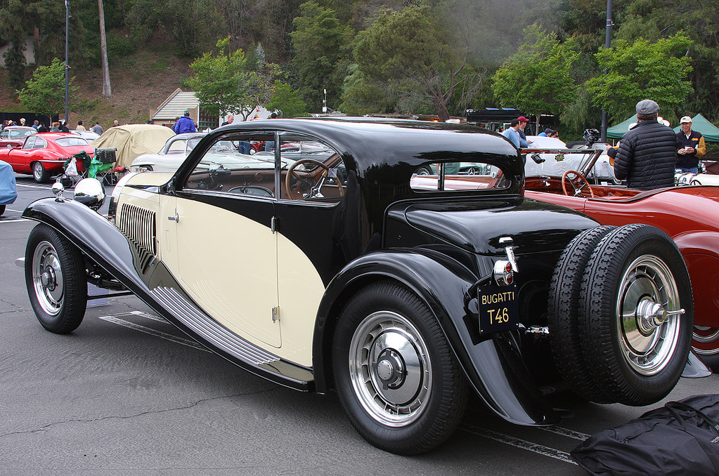 1929 Bugatti Type 46 Rvl 2013 Greystone Mansion