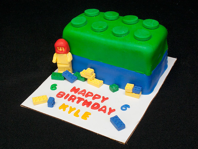 Building Block Cake | Flickr - Photo Sharing!