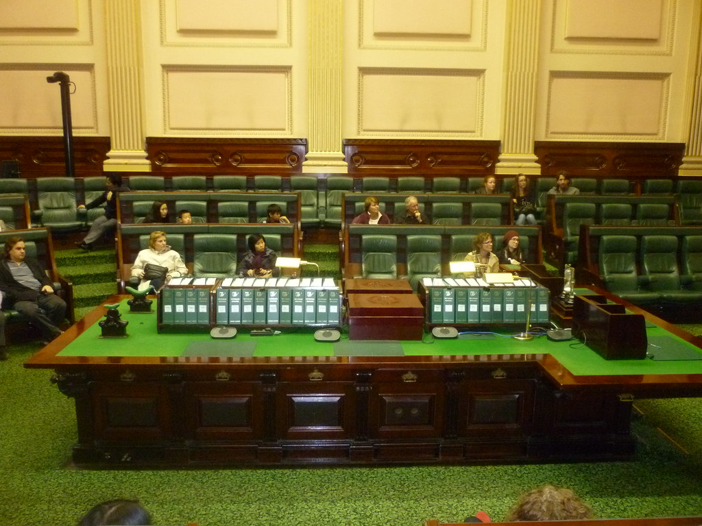 Legislative Assembly State Parliament Of Victoria Flickr