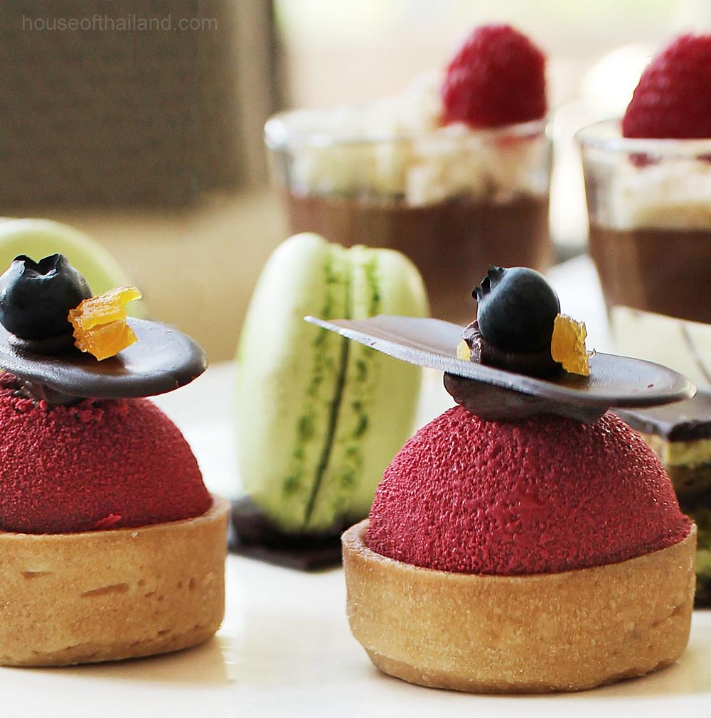 afternoon tea snacks | houseofthailand.com | Flickr