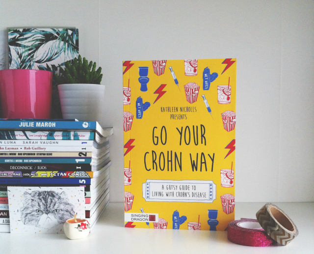 go your crohn way kathleen nicholls crohns disease books uk book blog vivatramp