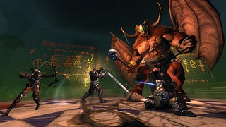 Neverwinter выходит на PS4 19 июля