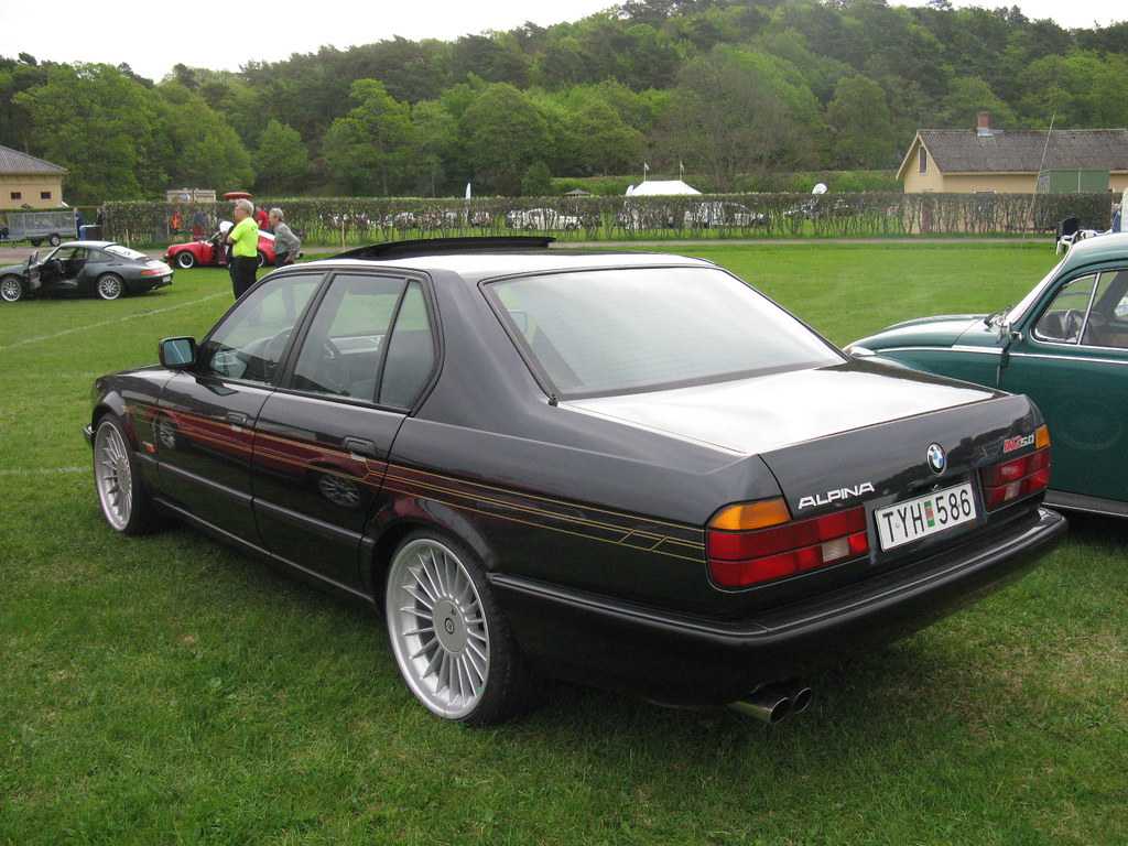 Bmw R >> BMW Alpina B12 5.0 E32   nakhon100   Flickr