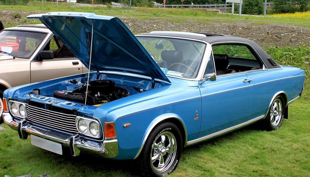 1971 Ford 26M HT | Kjetil | Flickr