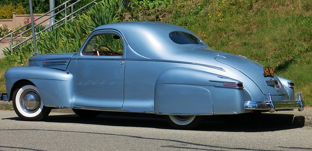 1942 lincoln zephyr v12 3 window coupe flickr photo