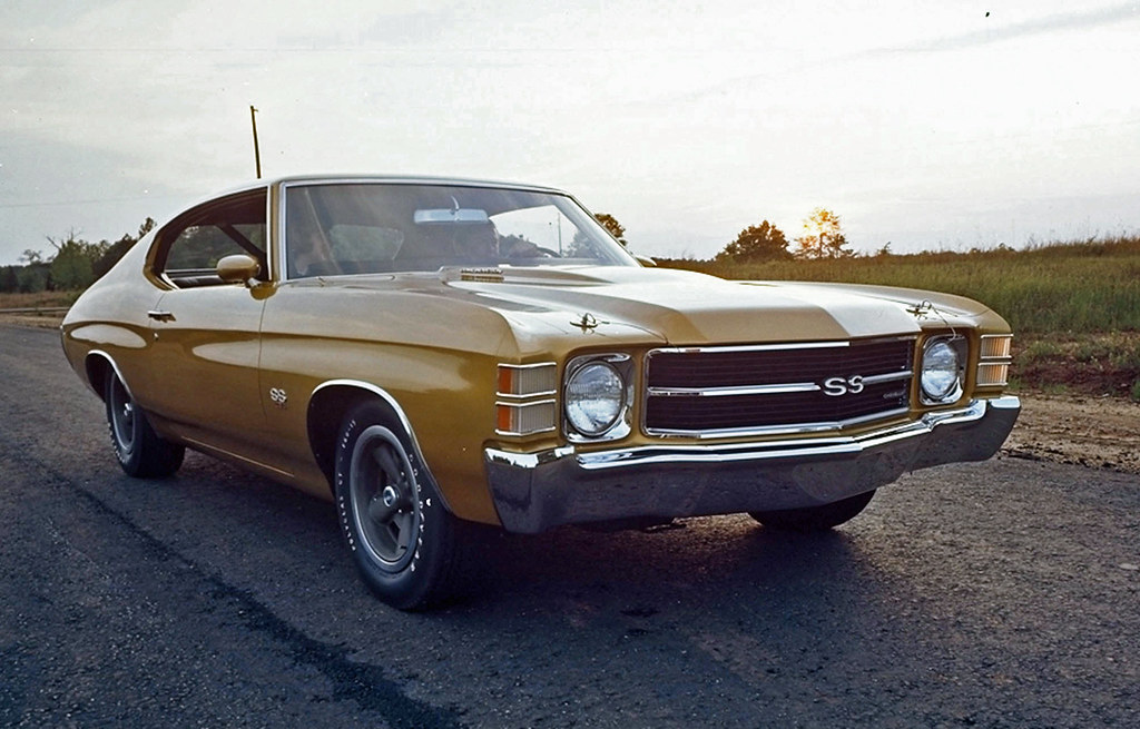 Chevelle Ss >> 1971 Chevrolet Chevelle Malibu SS 454 Hardtop Coupe | Flickr