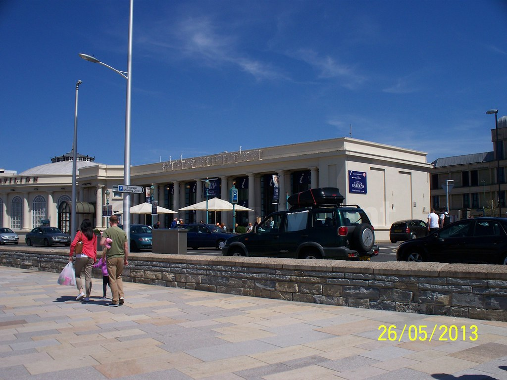 weston super mare the winter gardens prom coffee shop an u2026 flickr