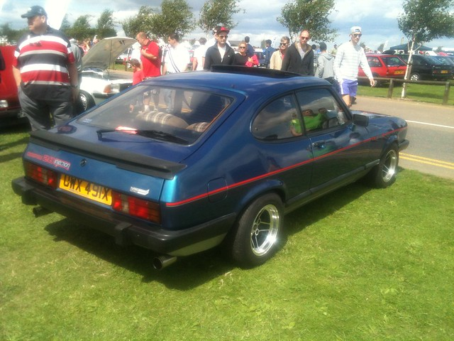 1981 ford capri ford fair silverstone aug 2013 by. Black Bedroom Furniture Sets. Home Design Ideas