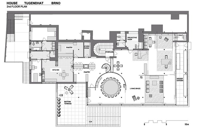 11502142065_7cfeecbab7_z Tugendhat House Floor Plan Diions on