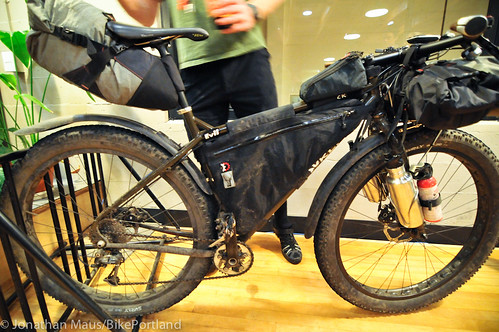 Bikepacking 101 event at Chris King HQ-7