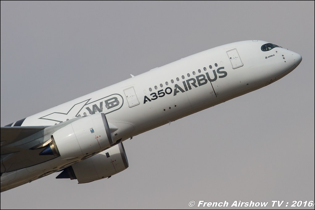 A-350 XWB , Airbus group , Meeting de l'air ba-125 Istres , Fosa , Meeting Aerien 2016