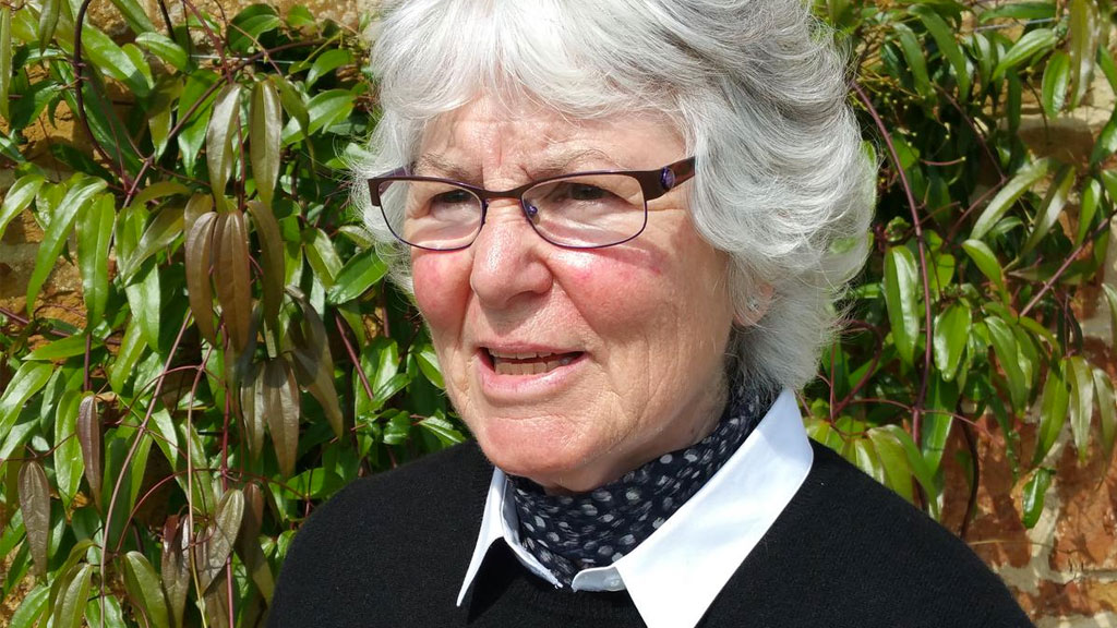 Sue Whorrod
