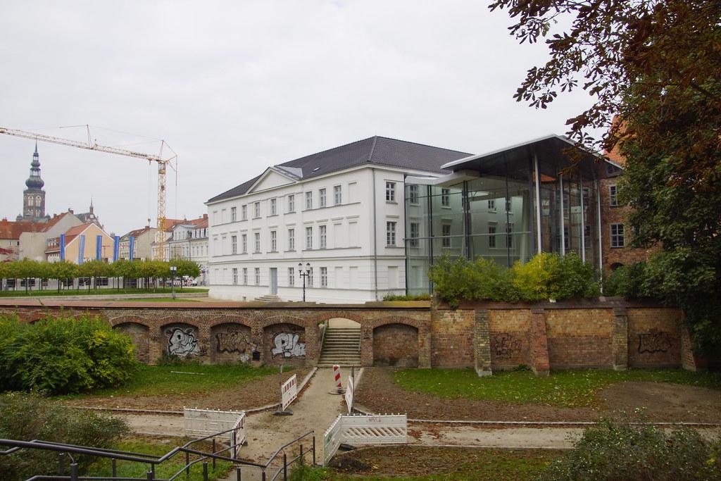 Pommersches Landesmuseum Greifswald | Marcel Wijers | Flickr
