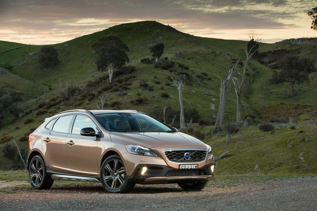 2013 volvo v40 cross country first drive the name sugges flickr. Black Bedroom Furniture Sets. Home Design Ideas