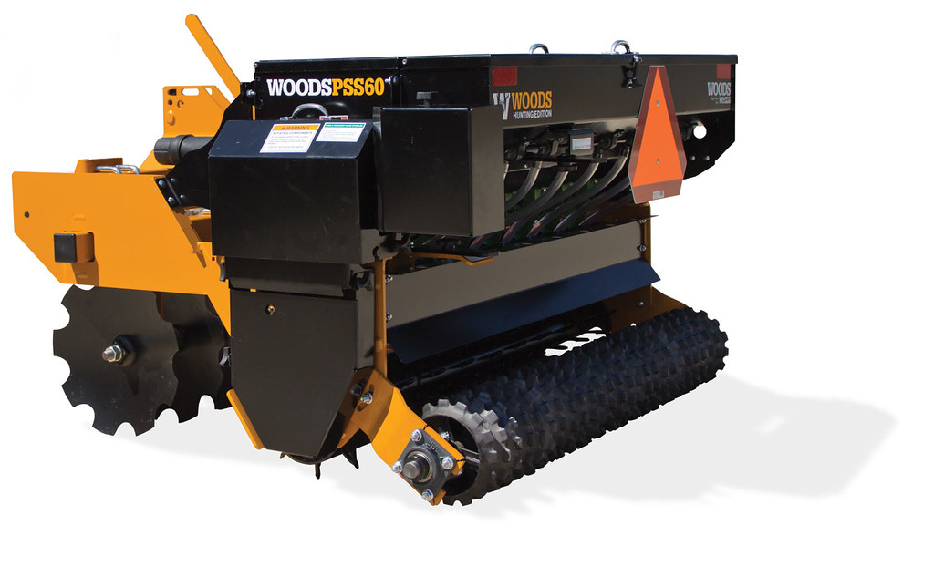 Woods Precision Super Seeder Pss60 Hunting Edition Flickr