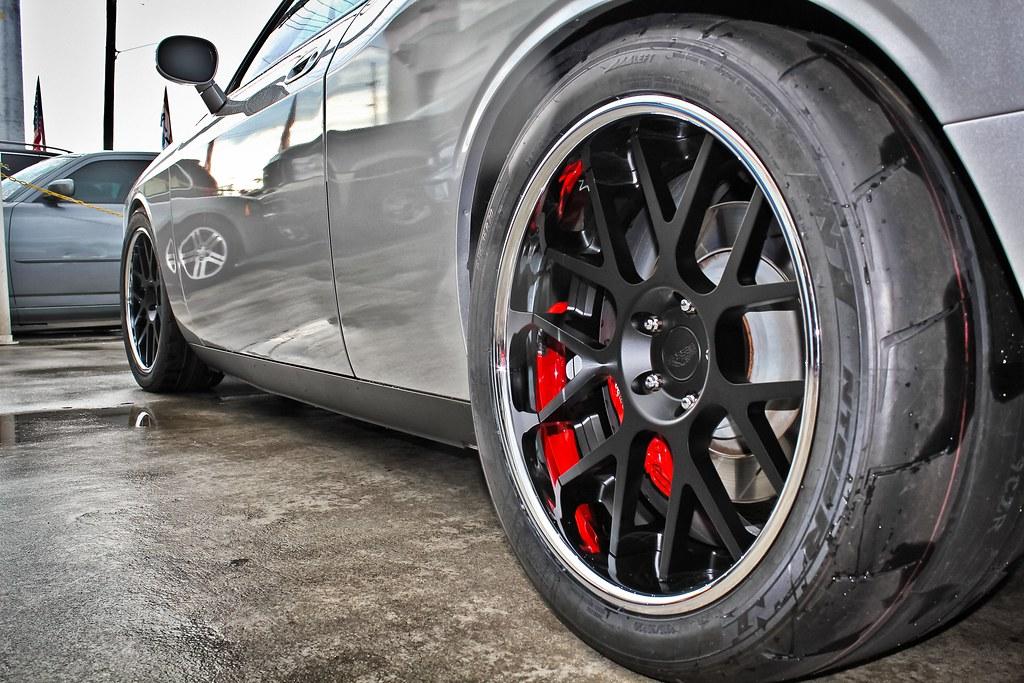 2011 Dodge Challenger SRT8 Nessen Forged S|7.1 Lowered wit ...