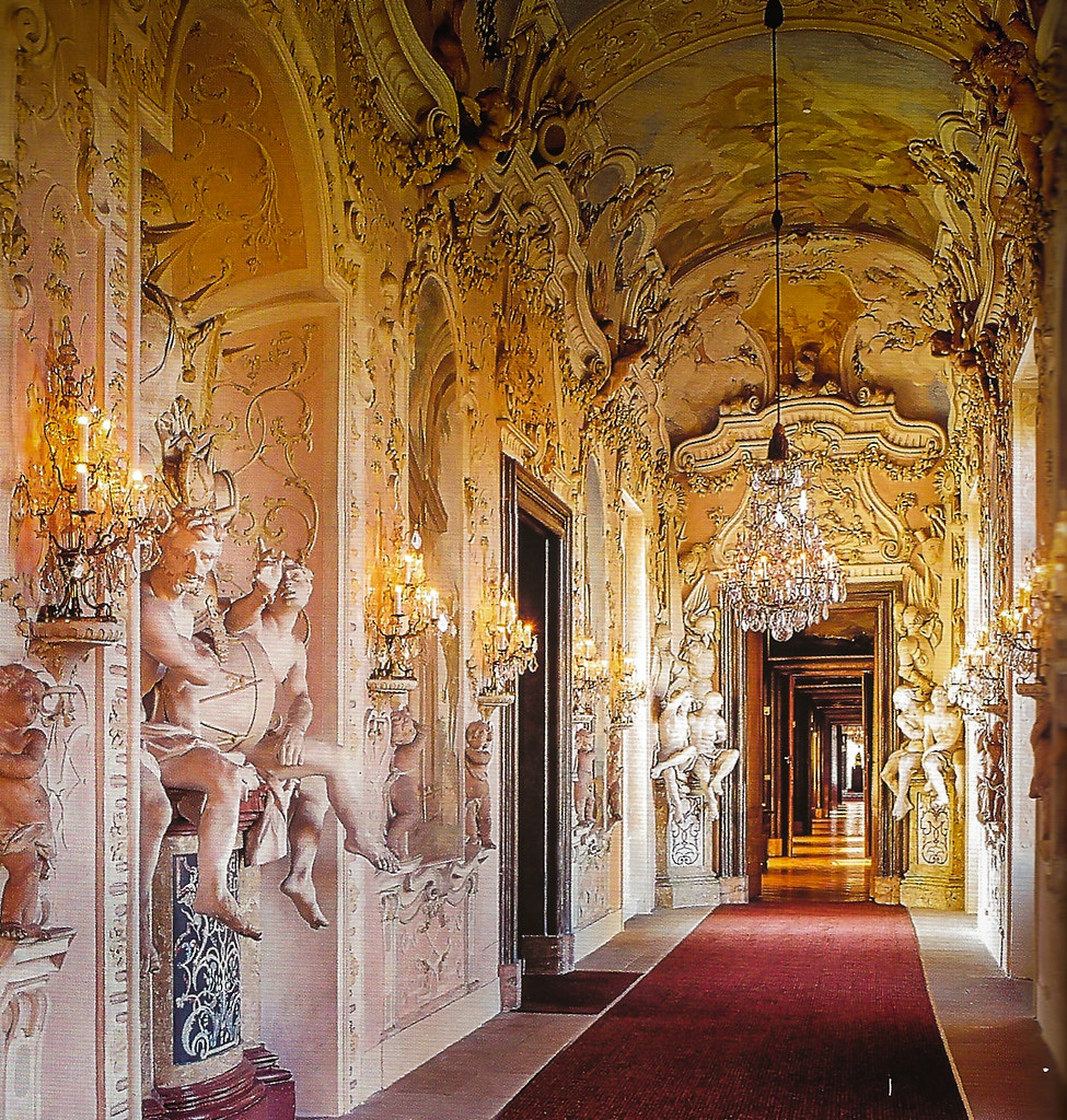 East gallery at ludwigsburg schloss palace germany flickr for Interio stuttgart