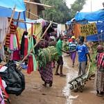 Atasco en Addis Abeba