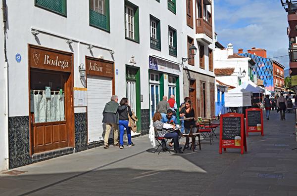 Calle Mequinez, Bodega Julian, Puerto de la Cruz, Tenerife