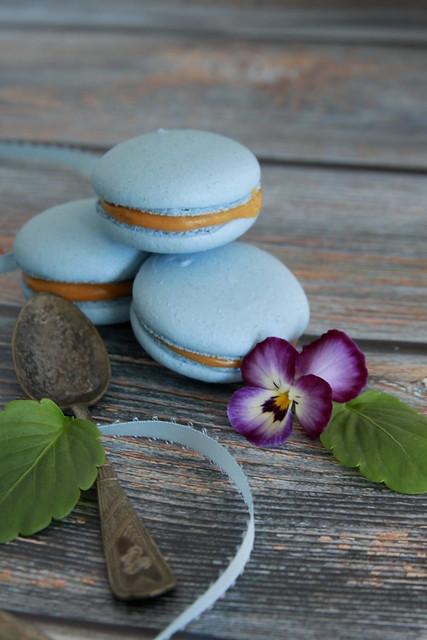 French Country Macarons