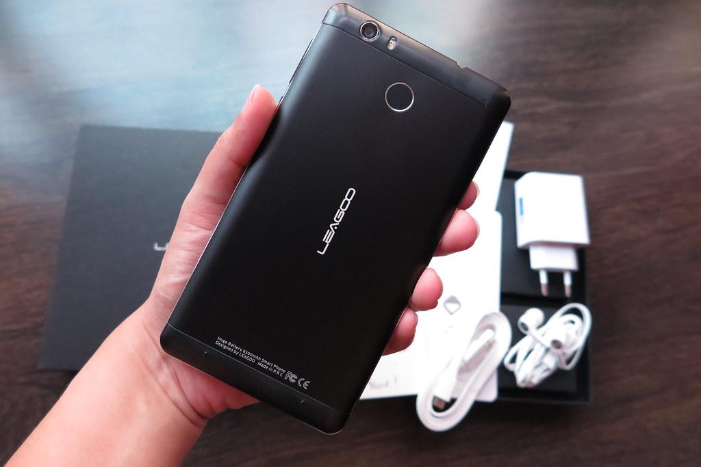 Leagoo Shark 1 Smartphone Review