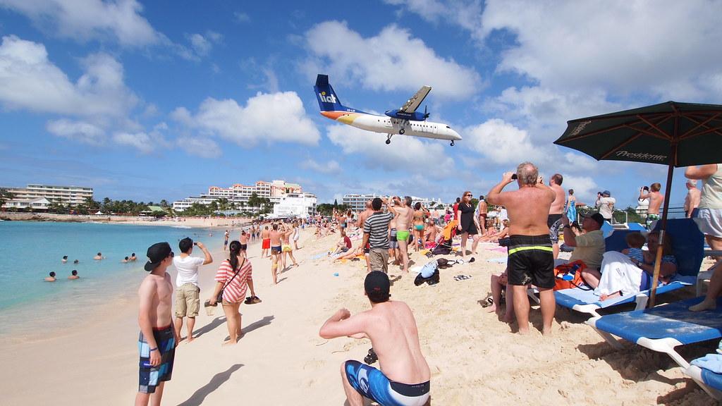 St Maarten Island Death